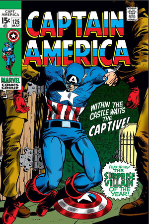 Captain America Vol 1 125