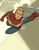 Carol Danvers (Earth-14923) from Uncanny X-Men Vol 3 26 001