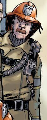 Carter (NYFD) (Earth-616) from Iron Man Enter the Mandarin Vol 1 4 0001