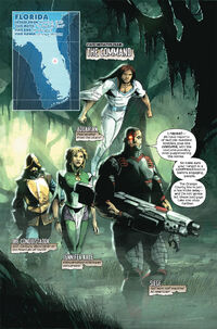 Command (Earth-616) from Marvel Zombies 3 Vol 1 1 0001