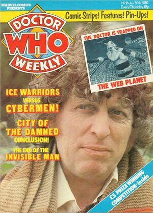 Doctor Who Weekly Vol 1 16