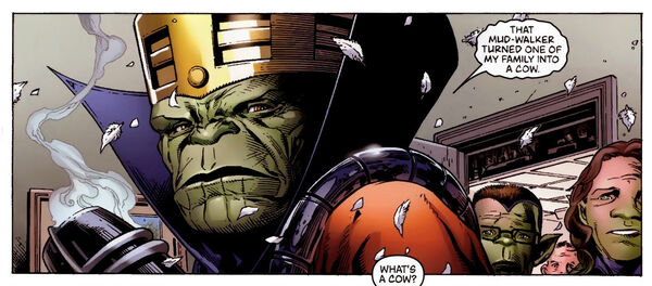 Dorrek VII (Earth-616) from New Avengers Vol 1 40 001