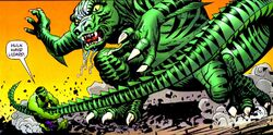 Droom (Earth-616) from Marvel Monsters Monsters on the Prowl Vol 1 1 0002