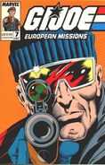 G.I. Joe European Missions Vol 1 7