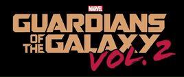 Guardians of the Galaxy Vol. 2 (film) logo 002