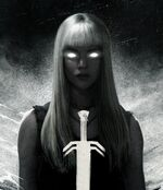 Illyana Rasputina (Earth-TRN414) from The New Mutants promotional
