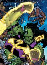 Jennifer Walters (Earth-616) from Avengers Vol 8 37 001