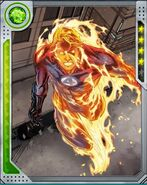 Jonathan Storm (Earth-616) from Marvel War of Heroes 005