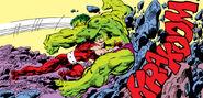 Leonard Samson (Earth-616) and Bruce Banner (Earth-616) from Incredible Hulk Vol 1 317 001