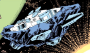 Magneto's Second Asteroid M from Uncanny X-Men Vol 1 113