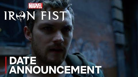 Marvel's Iron Fist - Season 2 Date Announcement HD Netflix