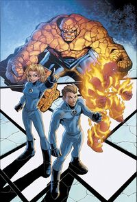 Marvel Age Fantastic Four Vol 1 5 Textless