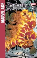 Marvel Age Fantastic Four Vol 1 6