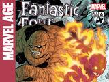 Marvel Age: Fantastic Four Vol 1 6