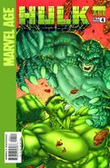 Marvel Age Hulk Vol 1 4