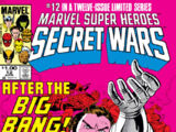 Marvel Super Heroes Secret Wars Vol 1 12