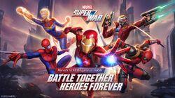 Marvel Super War 002