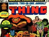 Marvel Two-In-One Annual Vol 1 7
