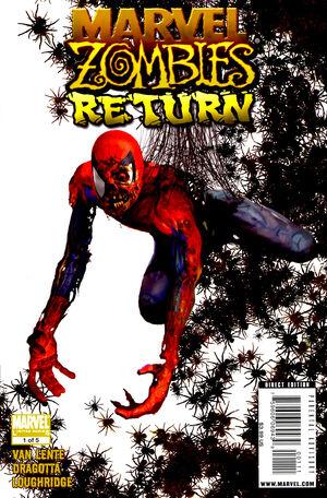 Marvel Zombies Return Vol 1 1
