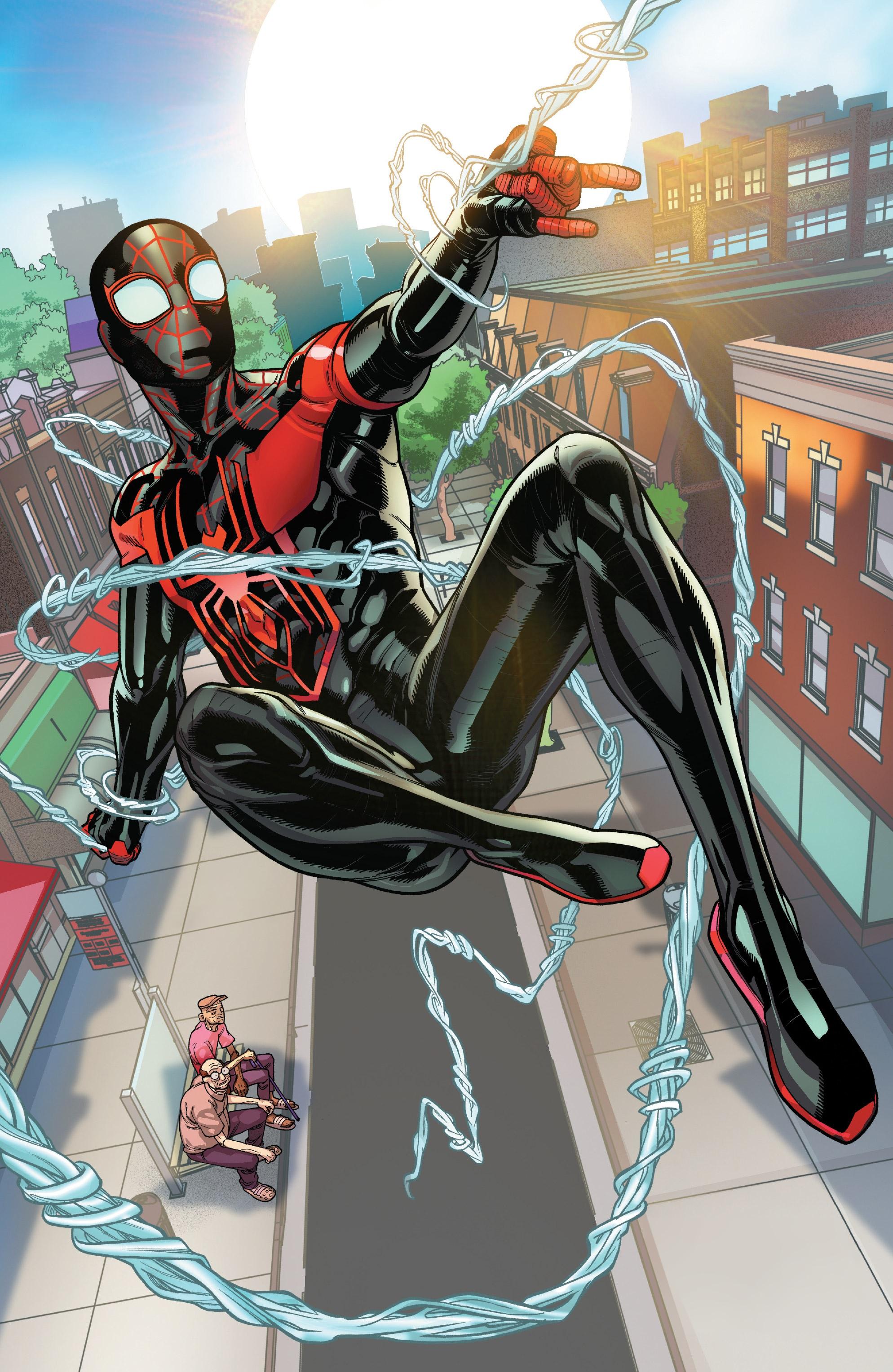Spider man dating MS Marvel eerste dating e-mail
