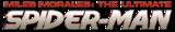 Miles Morales Ultimate Spider-Man logo