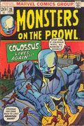Monsters on the Prowl Vol 1 25