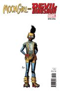 Moon Girl and Devil Dinosaur Vol 1 14 Teaser Variant
