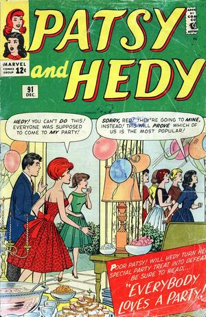 Patsy and Hedy Vol 1 91