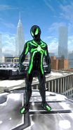 Peter Parker (Earth-TRN511) from Spider-Man Unlimited (video game)