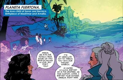 Planeta Fuertona from America Vol 1 7 002