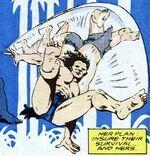 Primate (Earth-616) - Alpha Flight Annual Vol 1 2