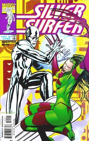 Silver Surfer Vol 3 144