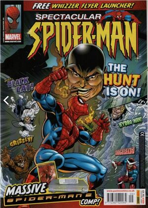 Spectacular Spider-Man (UK) Vol 1 109