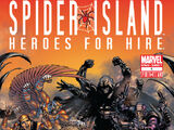 Spider-Island: Heroes for Hire Vol 1 1