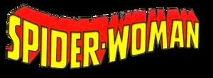 Spider-Woman (2014) logo