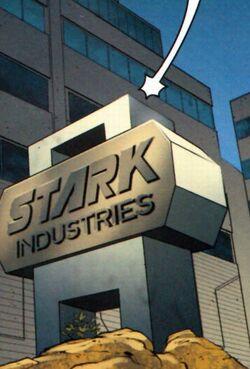 Stark Industries (Earth-91126) Marvel Zombies Return Vol 1 4