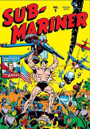 Sub-Mariner Comics Vol 1 9