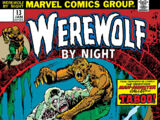 Werewolf by Night Vol 1 13