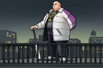 Wilson Fisk (Earth-TRN562) from Marvel Avengers Academy 002
