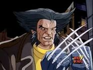 Wolverine (Logan) (Earth-31393) from X-Men The Animated Series Season 1 11 0001