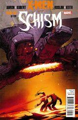 X-Men: Schism Vol 1 5