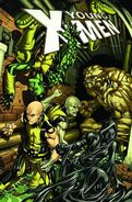 Young X-Men Vol 1 8 Textless