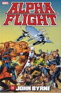 Alpha Flight by John Byrne Omnibus Vol 1 1
