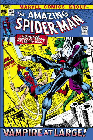 Amazing Spider-Man Vol 1 102
