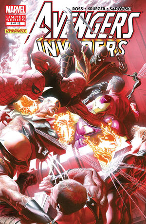 Avengers Invaders Vol 1 4