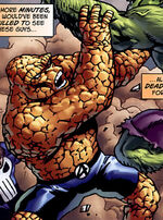 Benjamin Grimm (Earth-8101) from Marvel Apes Vol 1 4 0001