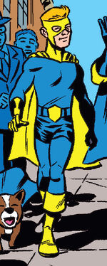 Billy Turner (Earth-1611) from Age of the Sentry Vol 1 2 001
