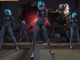 Black Cat Clones (Earth-TRN199)