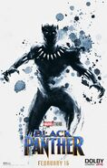 Black Panther (film) poster 018
