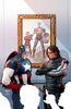 Captain America Vol 9 1 Renaud Variant Textless